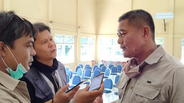 Soal Tunggakan Retribusi SPR Plaza Padang, Ini Kata Ketua DPRD Kota Padang Syafrial Kani.