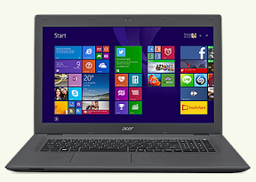 Acer Aspire F5-573T Intel Serial IO Windows 8