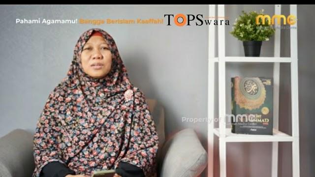 Ustazah Iffah: Allah Tetapkan Umat Islam sebagai Terbaik kalau ...