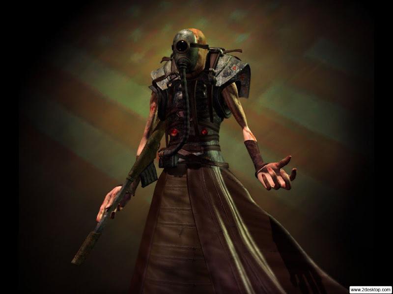 Dispair Of Dark Soldier, Magick Warriors 3