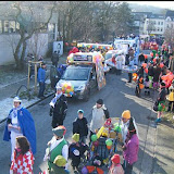 Karnevalszug Kessenich 2012