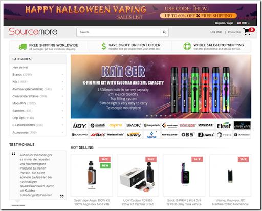 021 thumb - 【TIPS】海外通販生活#10 海外電子タバコ通販サイトSourcemoreでの購入方法を解説!クレカとPaypalアカウントさえあれば、Amazonでの買い物とほぼ同じの簡単仕様!レッツ海外ショッピング!【通販】