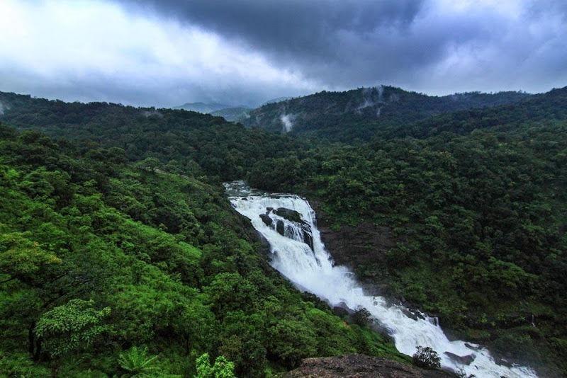 mallali falls coorg