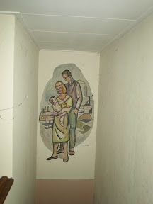 Muurschildering Z17