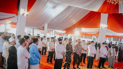 Pemkab Karawang Jiarah Makam Adipati Singaperbangsa Sekaligus  Peringati Maulid Nabi Muhammad SAW