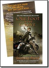 One Foot in the Grave book