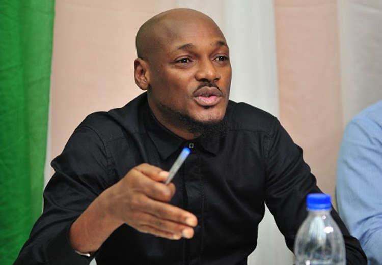 2Face Reacts To Nigerian Government Over Proposed Regulation Of Social Media (Video