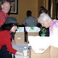 Back:  Bob Trumble.  Front:  JoAnn Dresser, Judy Williams