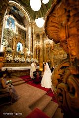 Foto 0919. Marcadores: 29/10/2011, Casamento Ana e Joao, Igreja, Igreja Sao Francisco de Paula, Rio de Janeiro