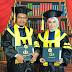 Rizal Akbar & Istri Selesaikan Kuliah Ekonomi Syariah bersama