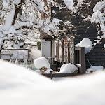Sattlerwirt im Winter