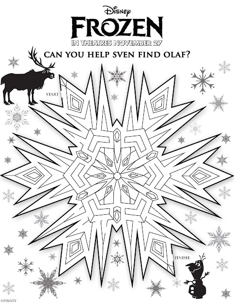 Frozen Coloring Pages Sven And Olaf Coloringstar