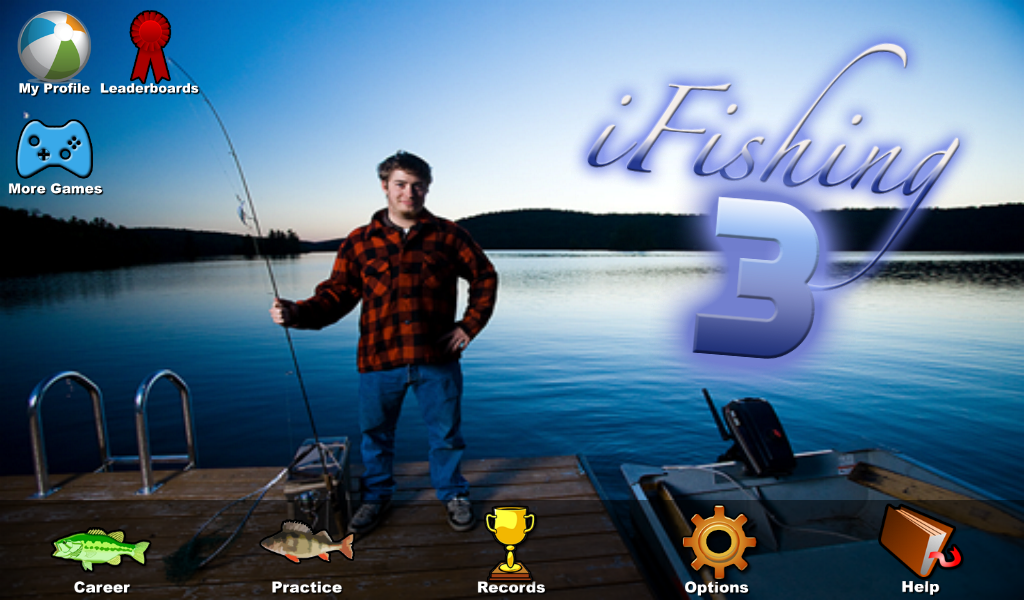 i Fishing 3- screenshot