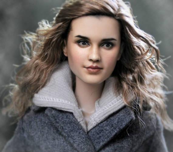 гари поттер – кукла гермионы грейнджер (эмма уотсон) – ноэль круз