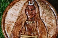 Celtic Goddess Of Plaque, Gods And Goddesses 5