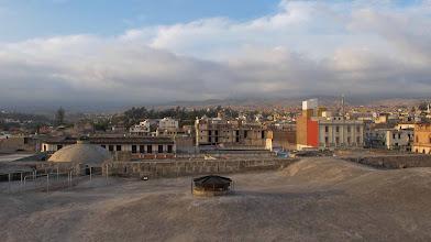 Photo: Techos de las casas y edificios de las construcciones detras de la Catedral