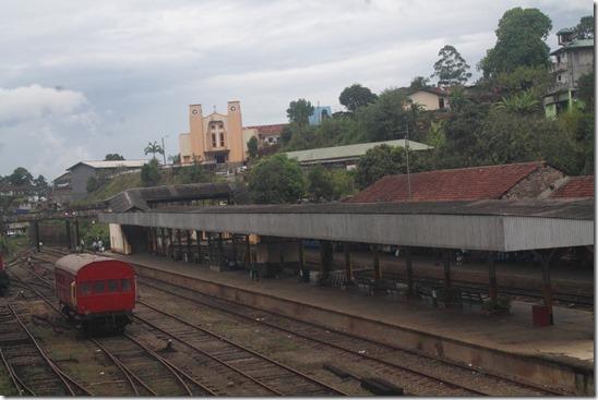 Залізниця Шрі-Ланки, поїзд