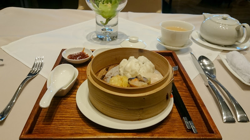 SIN%252520PVG 16 - REVIEW - Singapore Airlines : The Private Room First Class Lounge [Breakfast Service], SIN T3