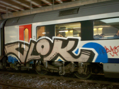 Vlok graffiti
