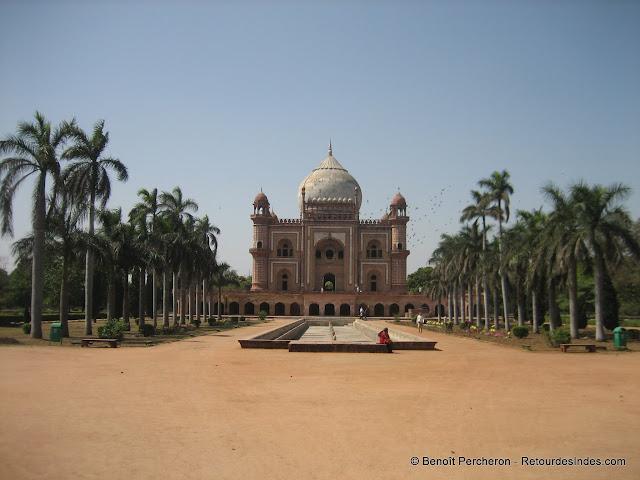Sarfdarjung Tomb, Delhi