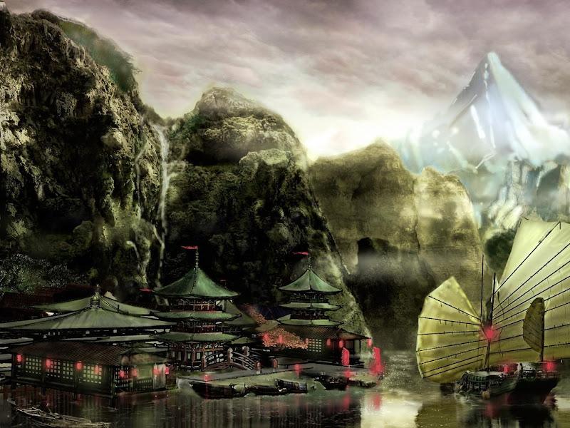 Ships Of Hope, Magical Landscapes 2