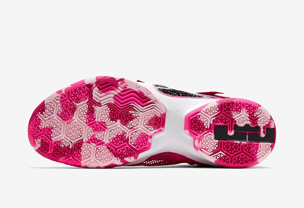 reputable site 9e97c 27849 ... 9 A Closer Look at Think Pink LeBron Soldier ...