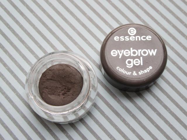 Essence colour and shape eyebrow gel