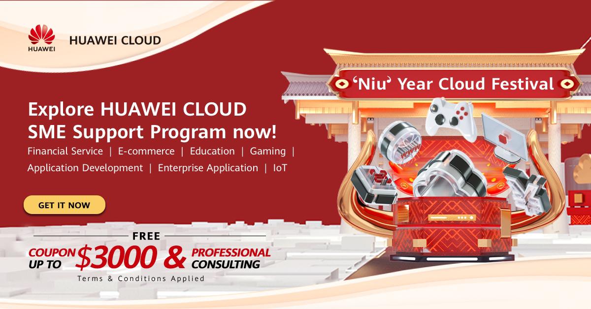 Huawei เปิดตัวโครงการสนับสนุน SME ในเอเชียแปซิฟิกเดินหน้าฟื้นฟูเศรษฐกิจทั่วภูมิภาค