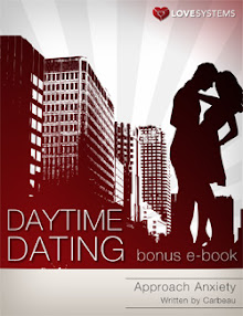Cover of Love Systems's Book Daytime Dating Bonus The Ultimate Guide To Approach Anxiety