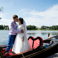 Wedding photographer Natalya Liseckaya (natalisfoto). Photo of 04.10.2016