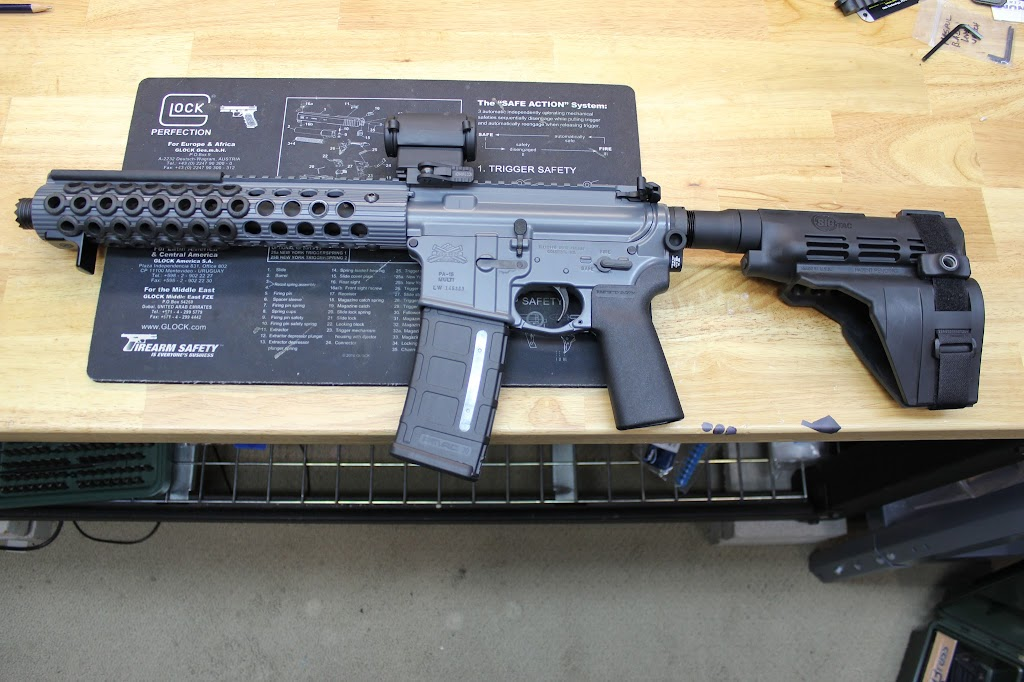 Spray Painted AR Pistols     - Page 1 - AR15 COM