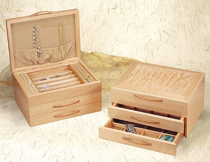 JEWELRY MAKING JEWELRY DESIGNING Making a Jewelry Box