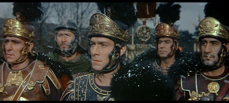 Image result for christopher plummer fall of the roman empire