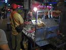 Essenstand, Naklua Road, Nord-Pattaya, 2006