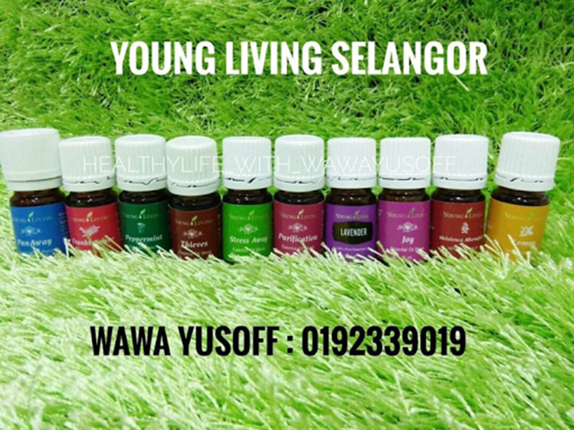 Aroma Health COUGH BLEND by Wawa Yusoff 15