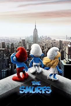 Los pitufos - The Smurfs (2011)