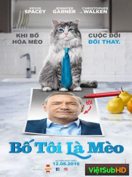 Bố Tôi Là Mèo