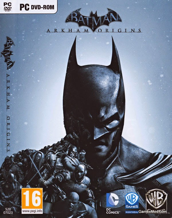 Batman Arkham Origins For PC Direct Link
