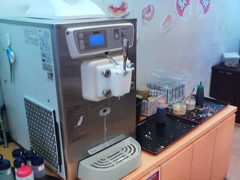 お祭り広場ソフトクリームコーナー 回転寿司かいおう小牧パワーズ店