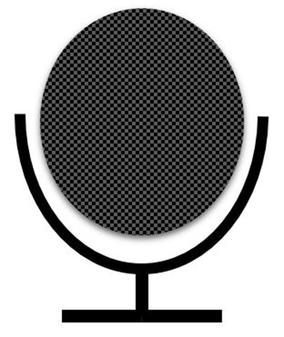 Ilustrasi Mikrofon / Microphone