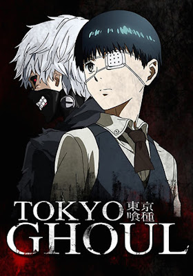 Ketegangan horor yang berada di kota Tokyo dihantui oleh  [Review Anime] Tokyo Ghoul