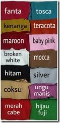 seri warna perdana melissa renda