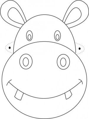 mascara de animales  para colorar (55)_thumb