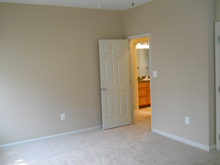One of four new spacious bedrooms