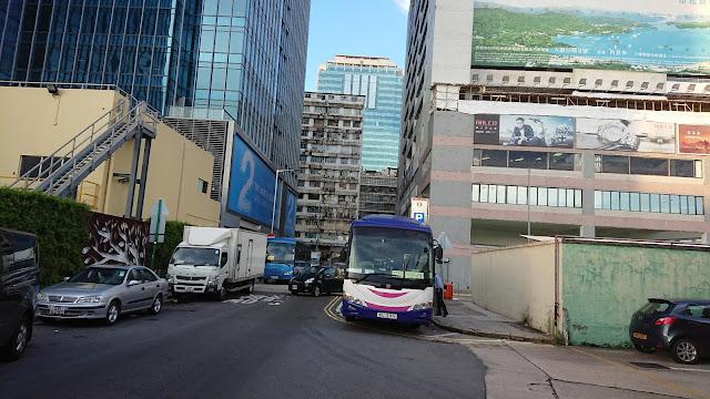 觀塘R仔 - 旅遊巴士及過境巴士 (B6) - hkitalk.net 香港交通資訊網 - Powered by Discuz!