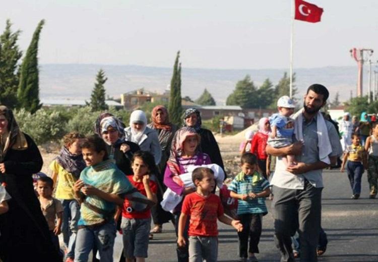 ترغب أنقرة في إحلال اللاجئين السوريين في مناطق شمال شرق سوريا