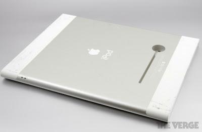 iPadのプロトタイプ:法廷文書