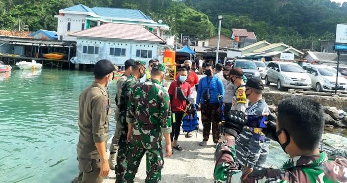 Giat Operasi Yustisi Gabungan Polsek Padang Cermin