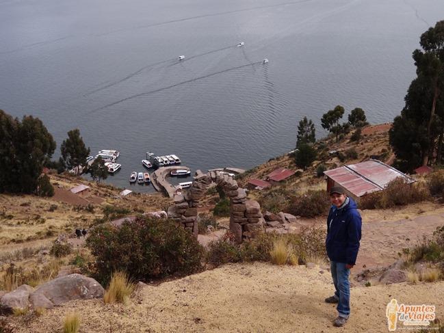 Viajar Lago Titicaca Perú 16
