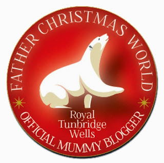 Father Christmas World Official Mummy Blogger